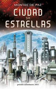 """Portada """"Ciudad sin Estrellas"""""""
