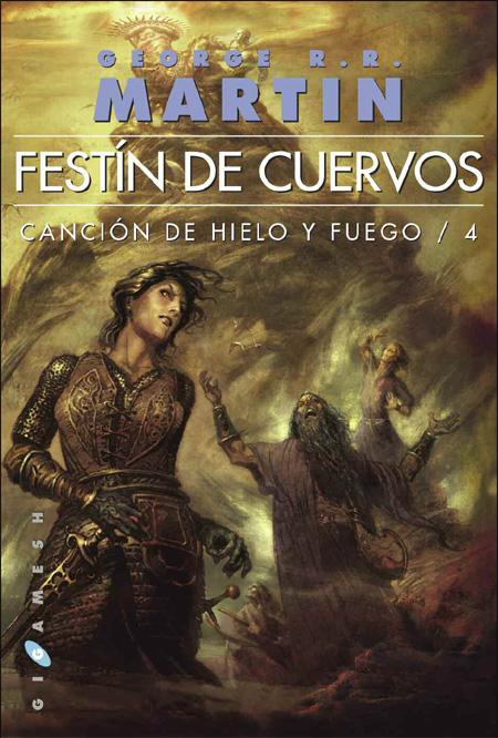 Canción de Hielo y Fuego IV - Festín de Cuervos