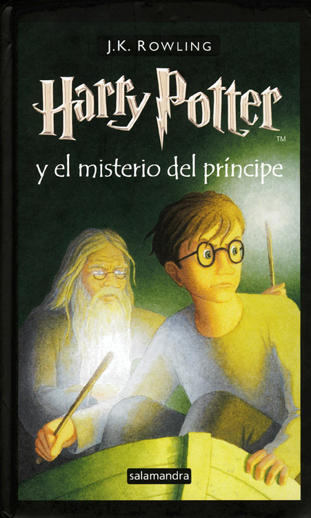 Harry Potter y el Príncipe Mestizo