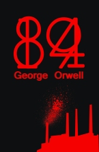 1984 George Orwell Minimalista