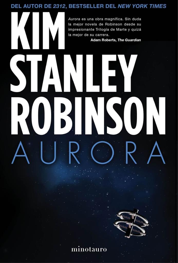 Aurora Kim Stanley Robinson Portada