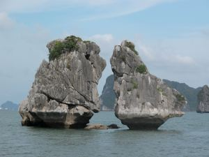 The Kissing Rocks